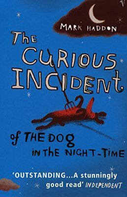 (Very Good)-The Curious Incident of the Dog in the Night-time: Adult Edition (Pa