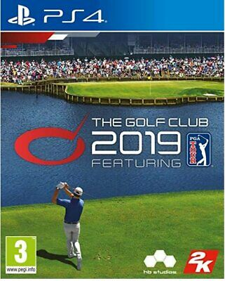 The Golf Club 2019 (PS4)  BRAND NEW AND SEALED - IN STOCK - QUICK DISPATCH