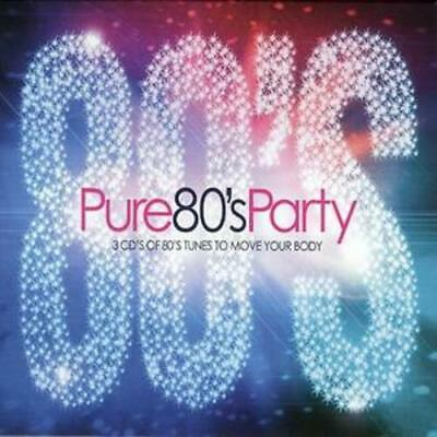 Various Artists : Pure 80s Party CD (2005)