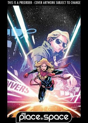 (Wk09) Captain Marvel: Braver & Mightier #1A - Preorder 27Th Feb
