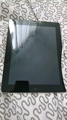 Old Apple iPad 2 16GB, Wi-Fi, 9.7in - Black