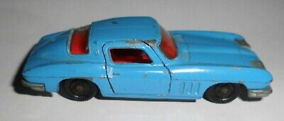 Altes Siku Modell Corvette Sting Ray V 282  - Made in Germany