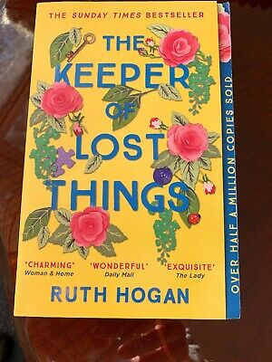 The Keeper of Lost Things By Ruth Hogan. Brand New Paperback. Two Roads (2017)
