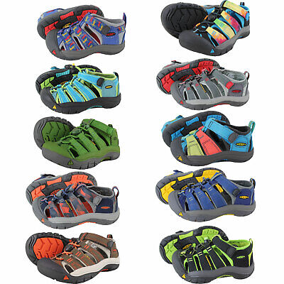 34dbe9fa917 Keen Newport H2 Childrens Sandals Ankle-Strap Summer Shoes Children s Boys