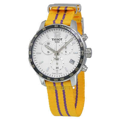 Tissot Quickster Lakers NBA Special Edition Men's Watch T0954171703705