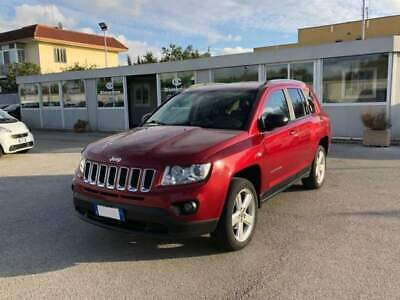 Jeep Compass 2.2 Crd 163Cv Limited 4X4