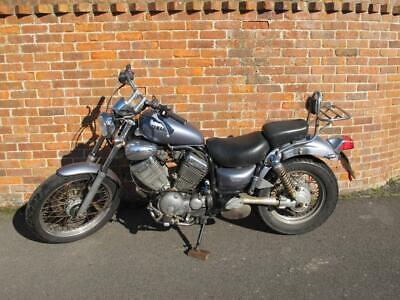 Yamaha XV535 Virago Good runner, MOT, Winter runaround, ideal project for summer