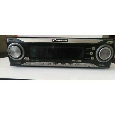 deh-p4700mp pioneer *faceplate only* ships free *us seller*