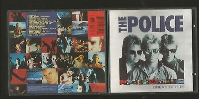 CD - Greatest Hits von The Police. Sehr gut