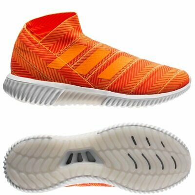 adidas Nemeziz 18.1 Tango Trainer 2019 Soccer Training Running Shoes Orange 4e028b929