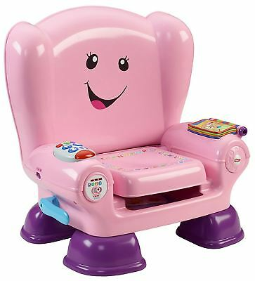 Fisher Price FISHER-PRICE LAUGH & LEARN SMART STAGES CHAIR PINK Toy