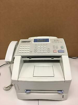 Brother Intellifax 4750E Fax Machine Used Working Free Shipping