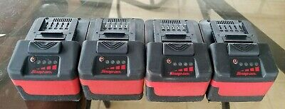 SNAP-ON 18V LITHIUM Battery CTB8185 - Near New Condition