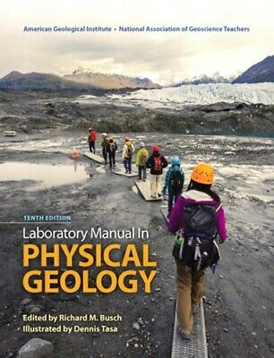Laboratory Manual in Physical Geology 10th edition - (PDF Format)