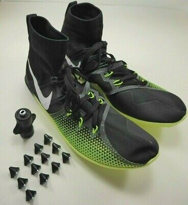 3ba9460a9eec Nike Zoom Victory XC 4 Track and Field Spikes Black 878804-017 Men s Size  9.5