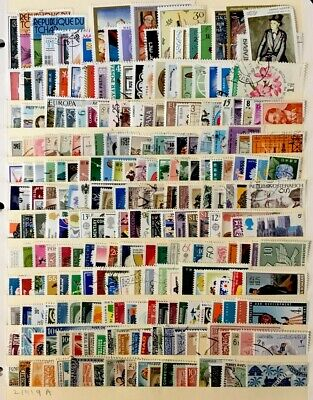Worldwide Stamps  #240 All Different Before 1980 Lot 21419A