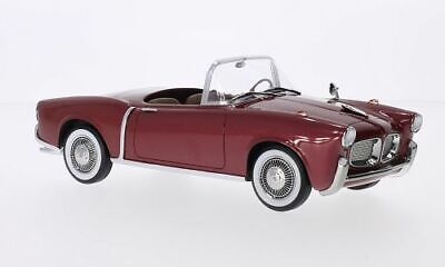 Fiat 1100 TV Trasformabile, metallic-rot, 1:18, BoS-Models