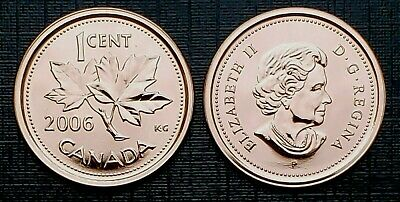 Canada 2006P Magnetic Small Cent  *Proof Like* Penny!!