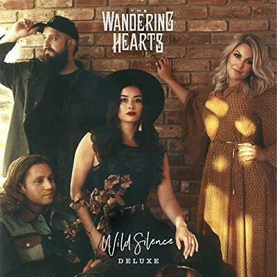 Wild Silence, The Wandering Hearts, New,  Audio CD, FREE & Fast Delivery