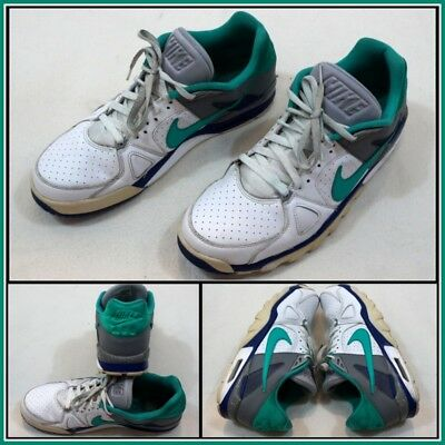 online store 0015d 7aa49 Nike AIR TRAINER CLASSIC Low Top Athletic Cross Trainer Shoes Sz Men (13)