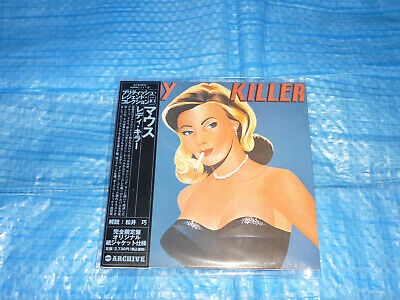 MOUSE Lady Killer Mini LP CD JAPAN AIRAC-1113 / Ray Russell The Running Man