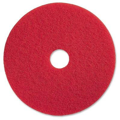 Norton Floor Pads 15 Inch Red 5 Pack