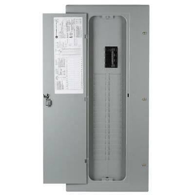ge 200 amp main breaker 32 spaces 42 circuits tm3220ccup $95 99ge 200 amp main breaker 32 spaces 42 circuits tm3220ccup