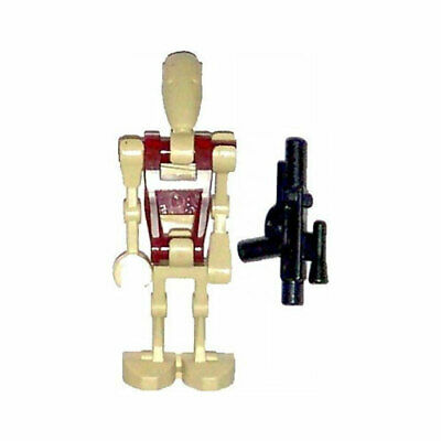sw047 Security Battle Droid Lego Star Wars 7204