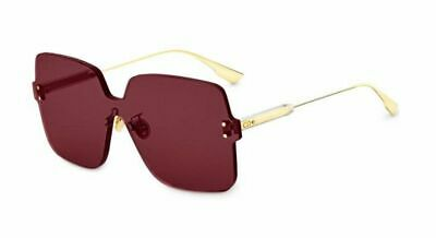 06397bdc965 Authentic Christian Dior Color Quake 1 0LHF U1 Opal Burgundy Sunglasses