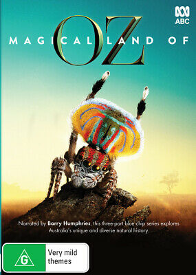 Magical Land of Oz (DVD, 2019) R4