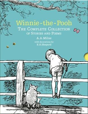 Winnie-the-Pooh - Classic Editions: Winnie-the-Pooh: the complete collection of
