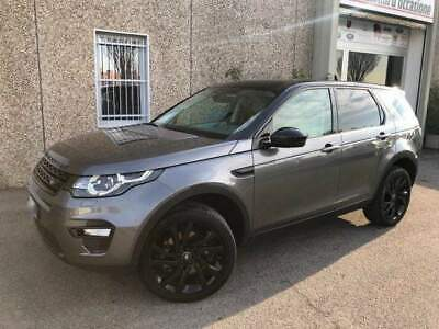 "LAND ROVER Discovery Sport 2.2 SD4 HSE""APPROVED 24 MESI""TETTO""CERCHI 2"