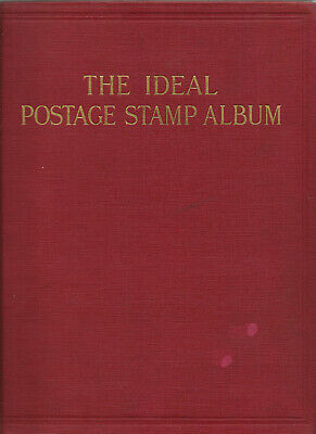 1840-1915  Ideal Stamp  Album - Vol 1 8Th Edition -  G.b And Colonies