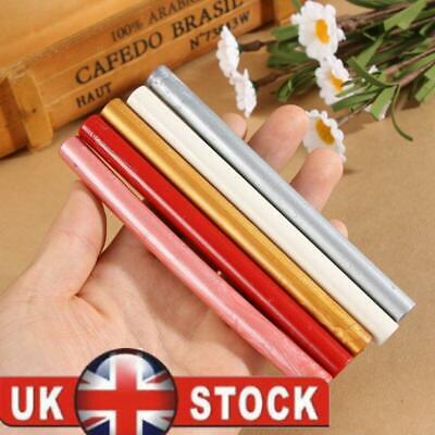 Retro Wax Sealing Stick for Letters Stamp Seal Melting Candle Envelope Art