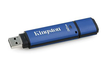 Kingston Technology DTVP30DM/32GB - KTC 32GB USB 3.0 DTVP30 256bit