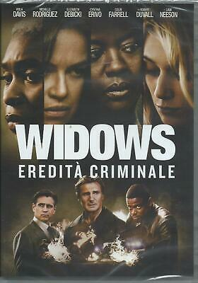 Widows. Eredità criminale (2018) DVD dal 14/03/2019