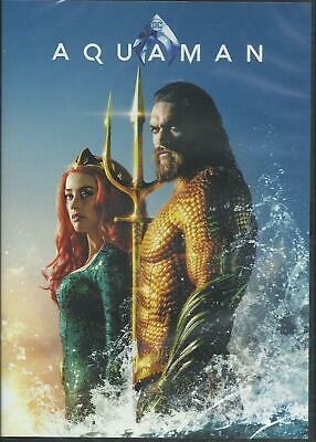 Aquaman (2019) DVD