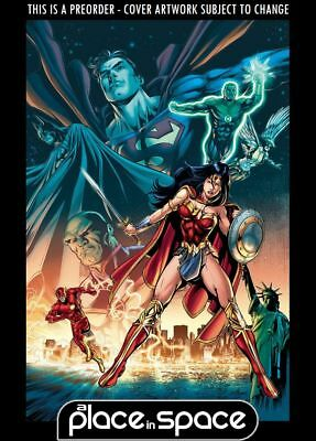(Wk08) Justice League, Vol. 3 #18B - Variant - Preorder 20Th Feb