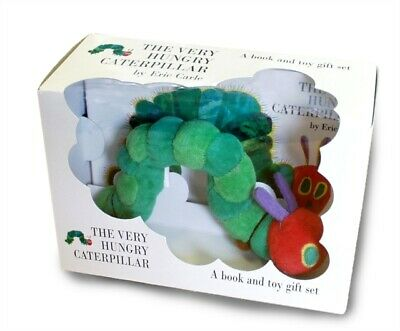 The Very Hungry Caterpillar (Toy), Carle, Eric