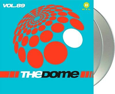 "Various Artists ""the dome vol.89"" NEU 2CD 2019"