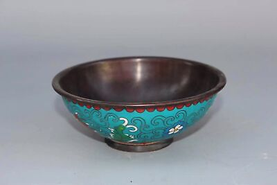 Chinese Antique Cloisonne handmade bowl Bowls