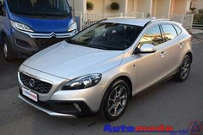 Volvo V40 Cross Country D2 1.6 53.013 KM - Edizione OCEAN RACE, PERFET