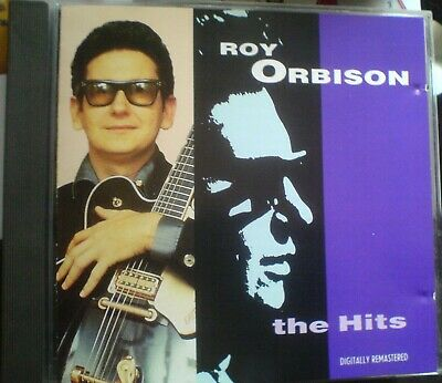 Roy Orbison-The Hits,cd