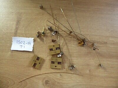 LARGE LOT OF Anniversary clock suspension 400 day clock parts SPRINGS