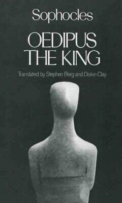 Oedipus the King, Paperback by Sophocles; Berg, Stephen; Clay, Diskin, ISBN 0...
