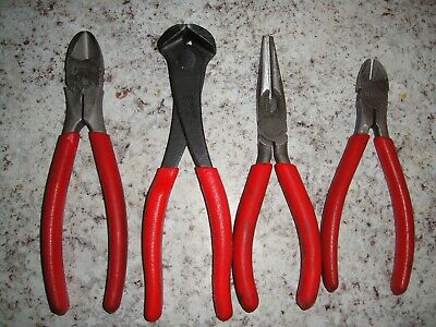 Snap On  Pliers Lot