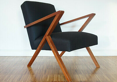 Mid Century Design Relax Sessel Bauhaus Lounge Chair Stilnovo