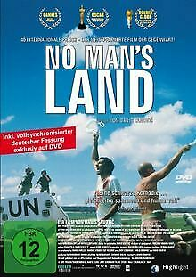 No Man's Land | DVD | Zustand gut