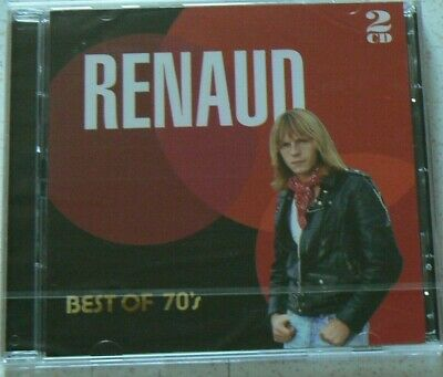 BEST OF 70's  -  RENAUD  (CD x2) NEUF SCELLE