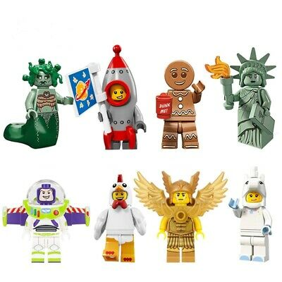 Toy Story Statue Of Liberty Building Blocks Buzz Lightyear Cookie Gift Rocket